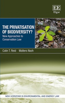 The Privatisation of Biodiversity