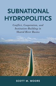 Subnational Hydropolitics